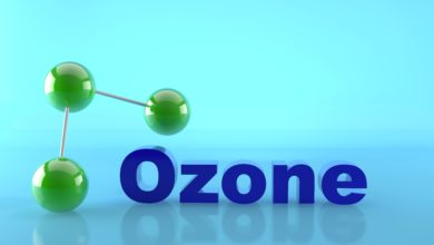 Ozone Removal