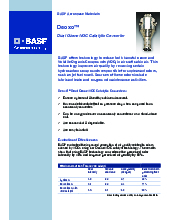 BASF Catalysts | Literature Library Search