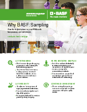 Thumbnail for: Why BASF: Sampling