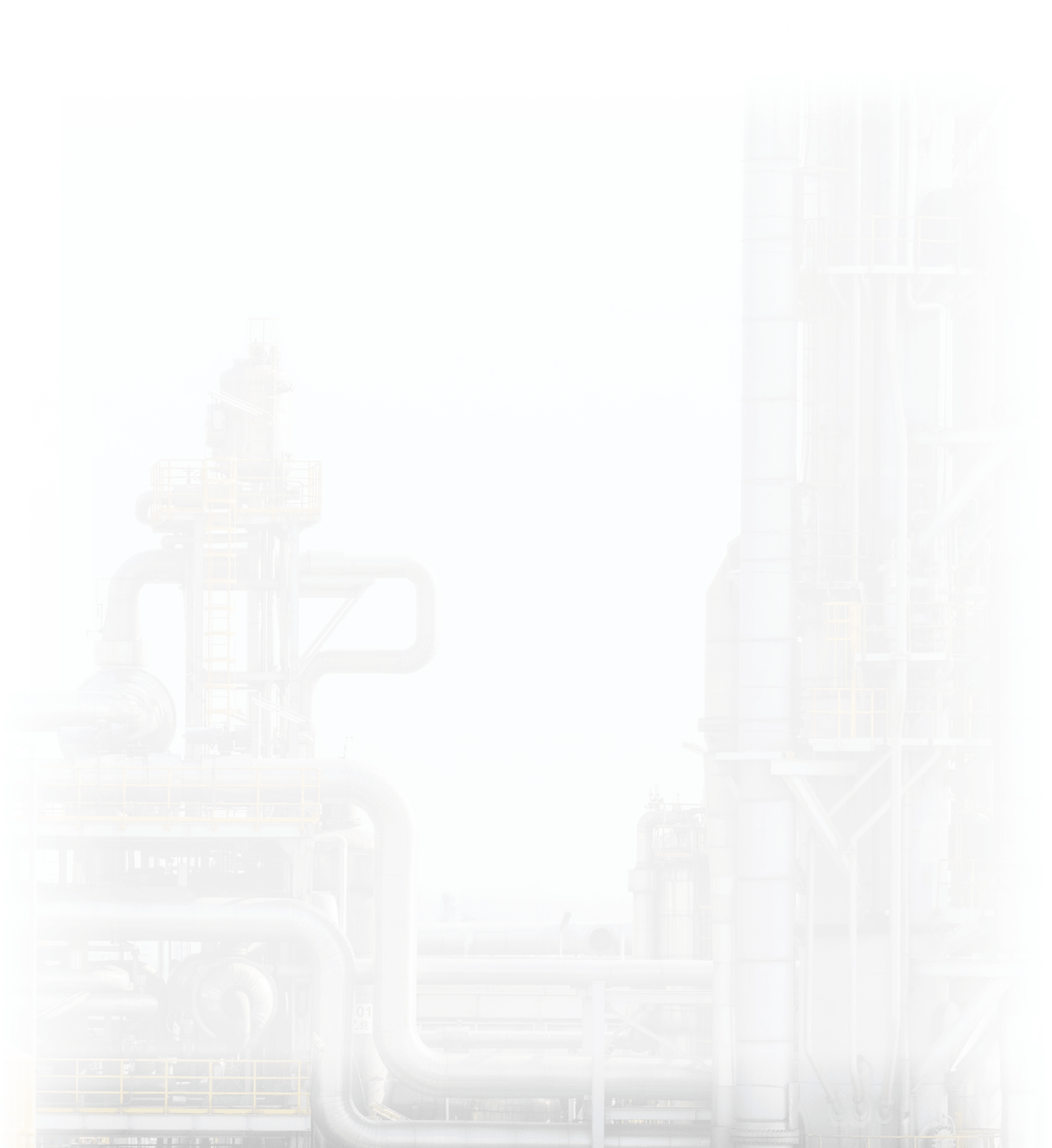 Background image of a Refinery